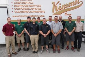The Kimmel Corp. team!