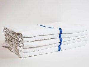 Towels and shop cloths